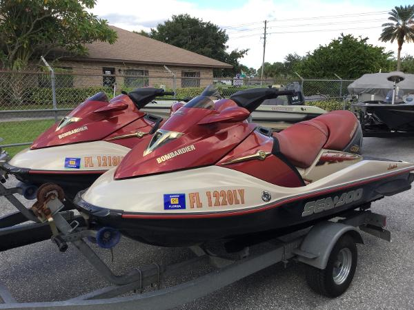 Sea Doo Gtx 4 Tec Boats for sale