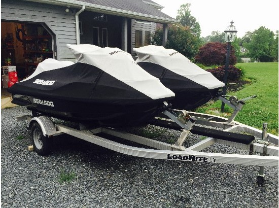 2010 Sea Doo GTX IS LIMITED 260