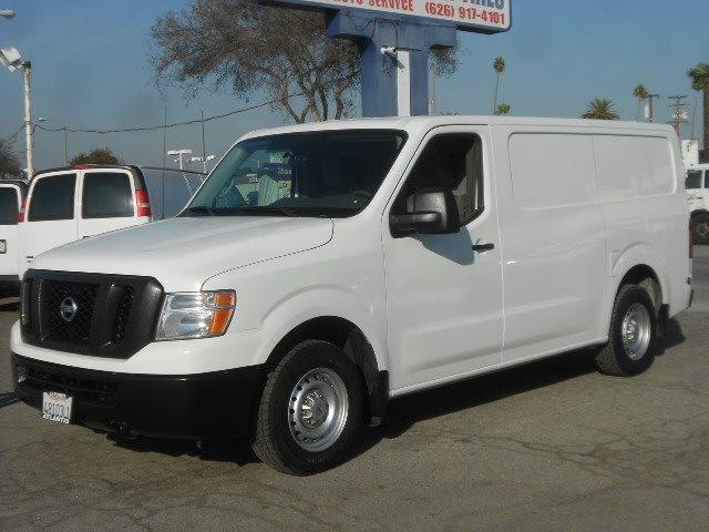 2014 Nissan Nv 1500 Cargo Van