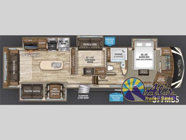 Grand Design Solitude 377MBS