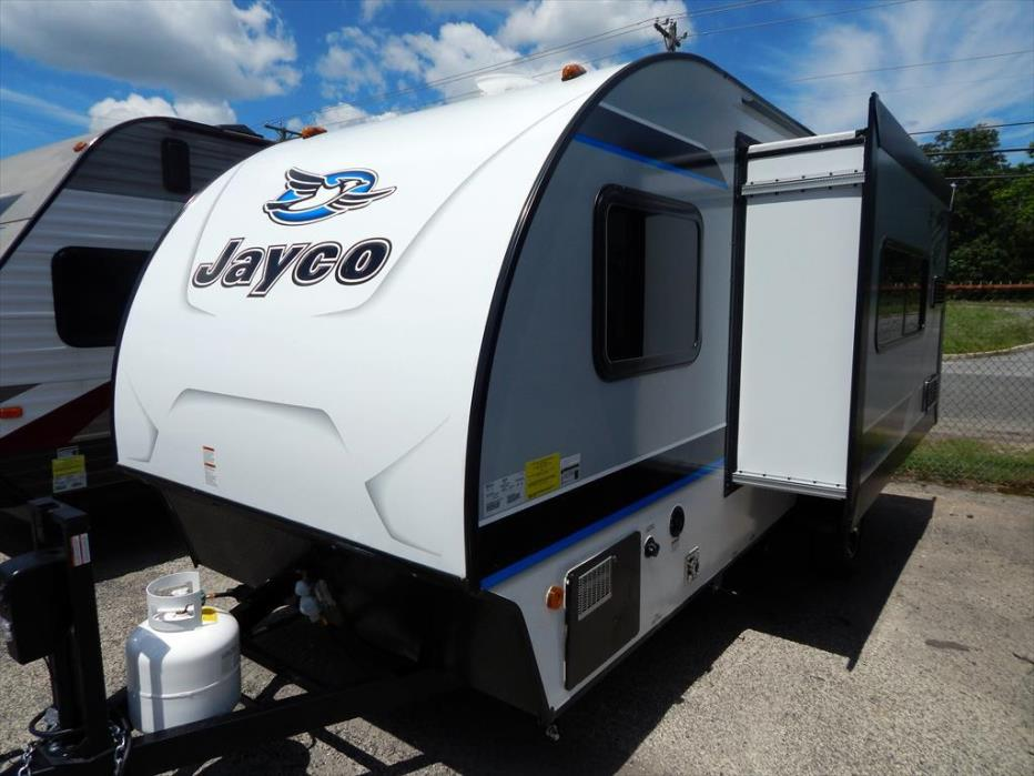 Jayco Hummingbird 17RK Rear Kitchen Front Quee