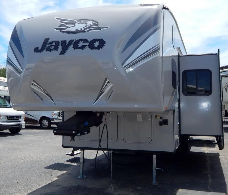 Jayco Eagle HT 29.5FBDS Two Bedroom Double Sli