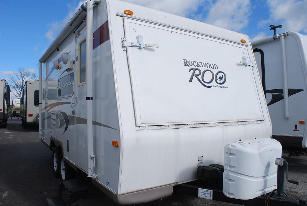 2010 Rockwood ROO 183