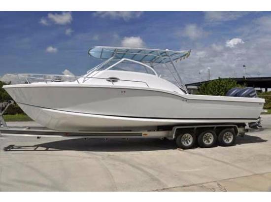 2013 Ocean Master 31 Express