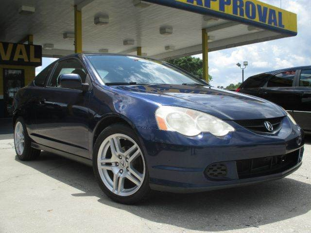 2004 Acura RSX Base w/Leather 2dr Hatchback