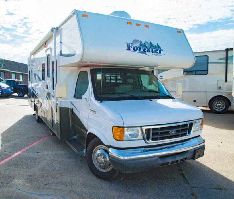 Rv Floor Plans Class C: Forest River Forester 3101 RVs For Sale
