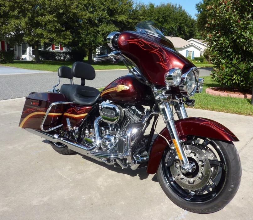 Harley Davidson Street Glide Cvo Motorcycles For Sale In