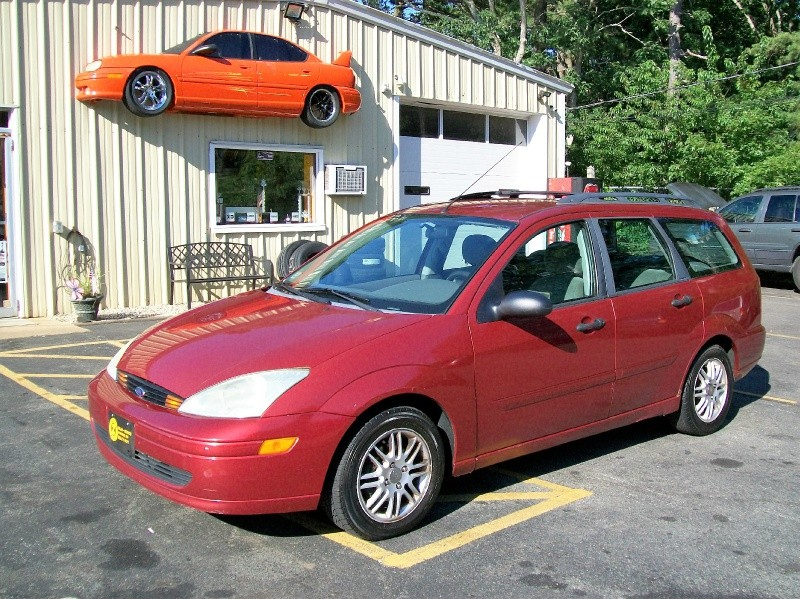 *** 2002 Ford Focus Wagon SE Automatic 90 Day Warranty ***
