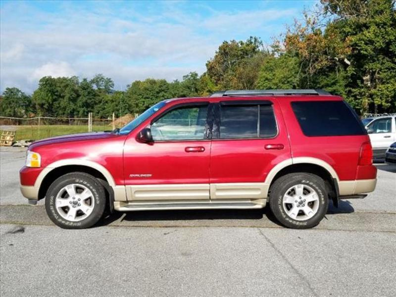 2005 ford explorer eddie bauer cars for sale. Black Bedroom Furniture Sets. Home Design Ideas