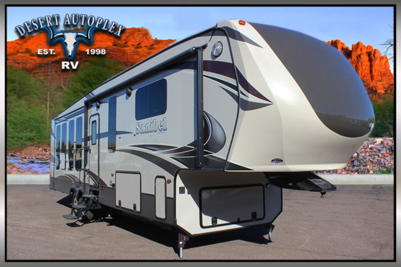 2015 Prime Time Sanibel 3251 Triple Slide 5th Wheel