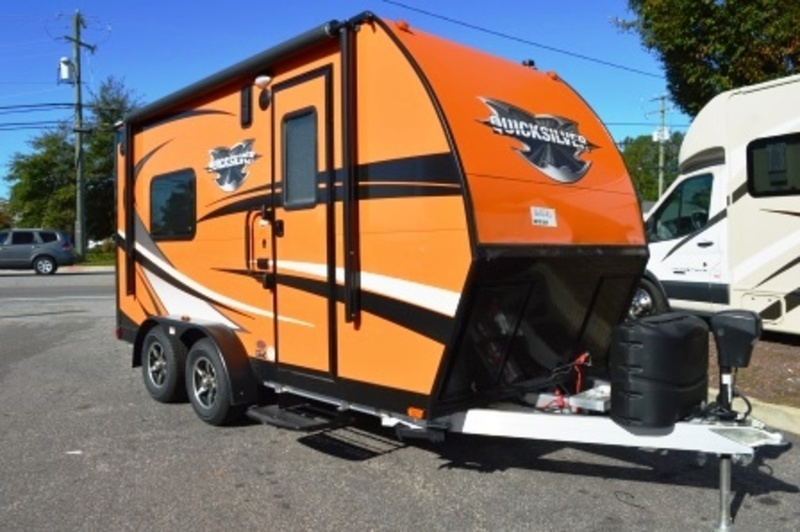 Livinlite 6x15 Quicksilver RVs for sale