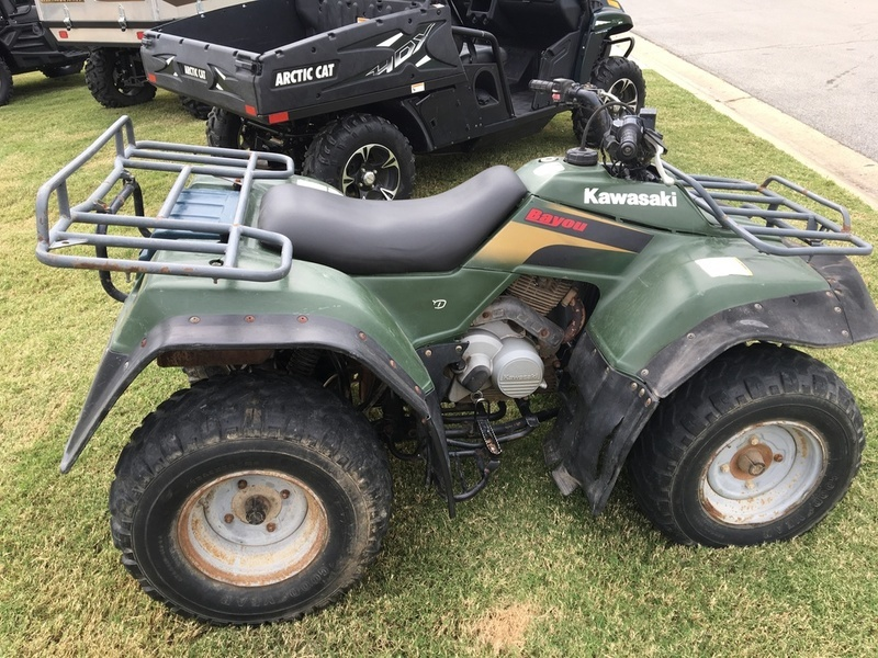 Bayou 300 4x4 Motorcycles for sale