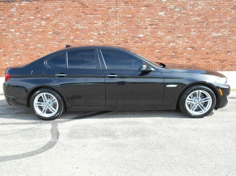 2013 BMW 5 Series 535i xDrive AWD 4dr Sedan