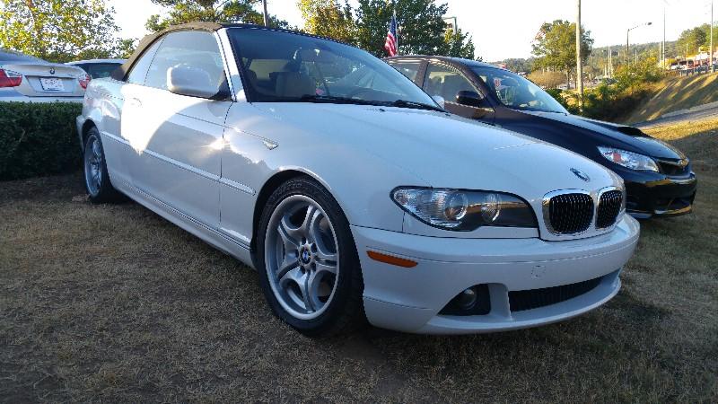 2005 BMW 3 Series 330Ci 2dr Convertible