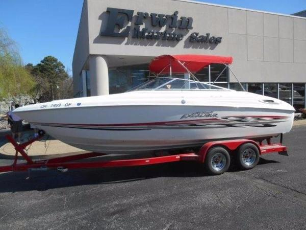 2001 Wellcraft 23 Excalibur