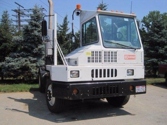 2008 Ottawa Spotter Yard Spotter Truck
