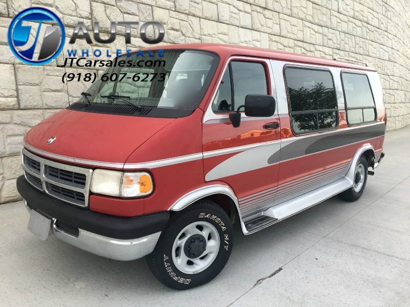 1994 Dodge Ram Conversion Van, *Beautiful *Cold AC *CARFAX