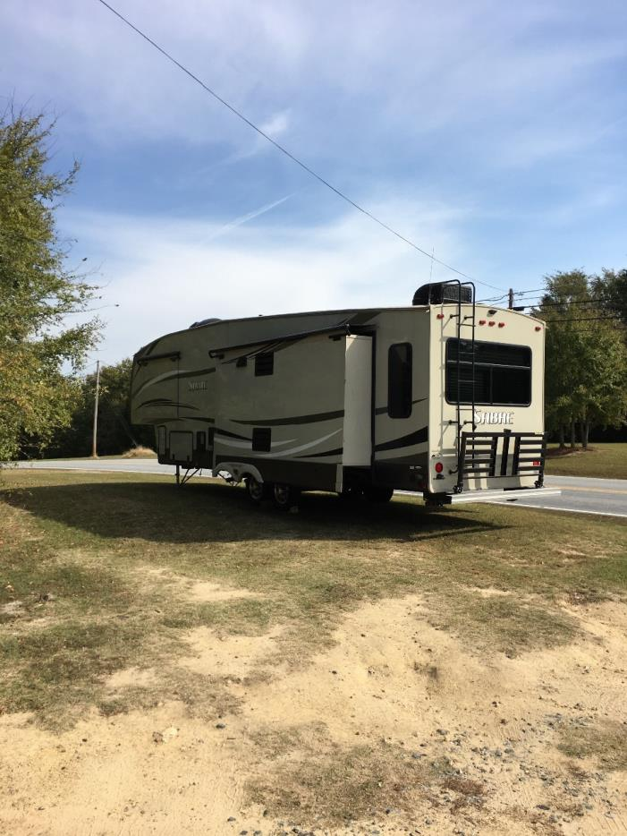 2015 Forest River SABRE 330CK