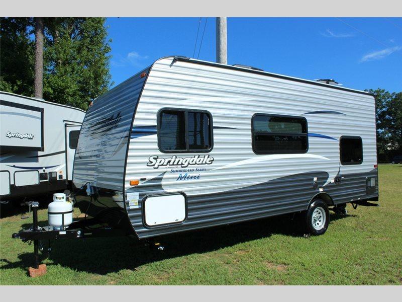 Keystone Rv Summerland Mini 1800BH