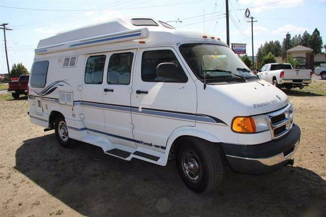 1987 dodge ram 250 conversion van