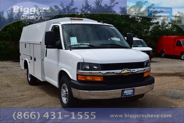 2016 Chevrolet Express Commercial Cutaway Mechanics Truck
