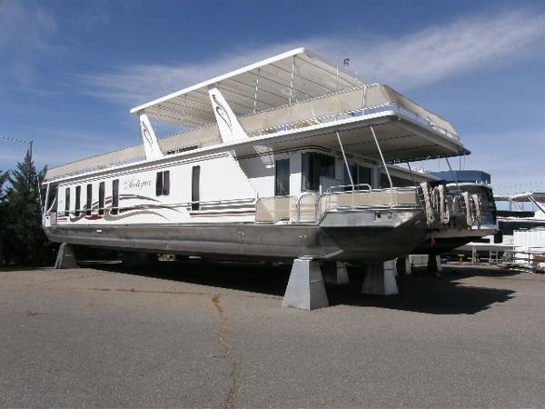 2008 STARDUST Houseboat