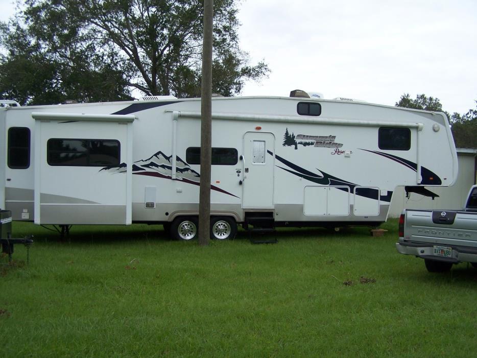 2008 Ameri-Camp SUMMIT RIDGE RESERVE 38RL
