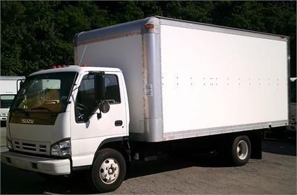 2006 Isuzu Npr Hd  Box Truck - Straight Truck