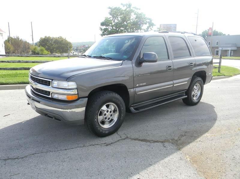 2000 Chevrolet Tahoe LT 4dr 4WD SUV