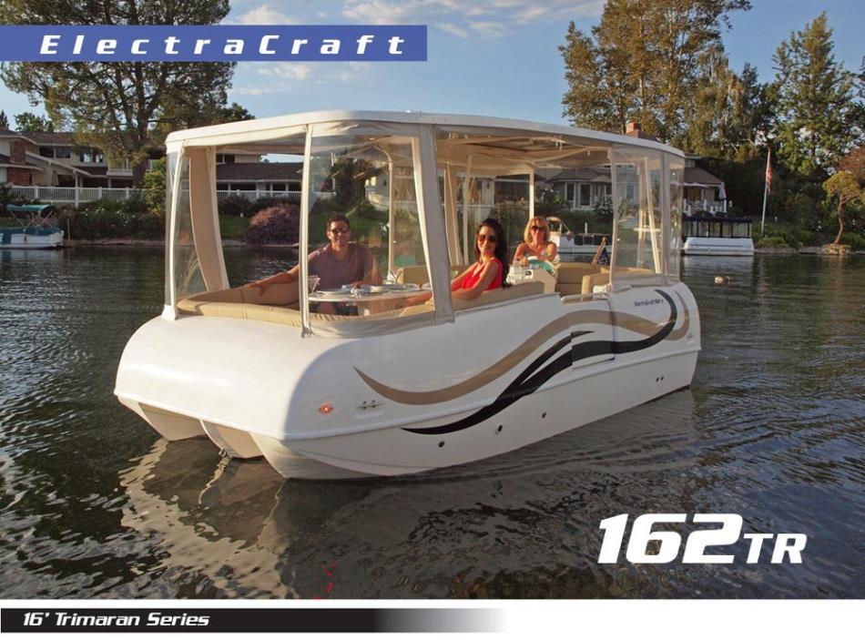 2017 Electracraft 162 TR