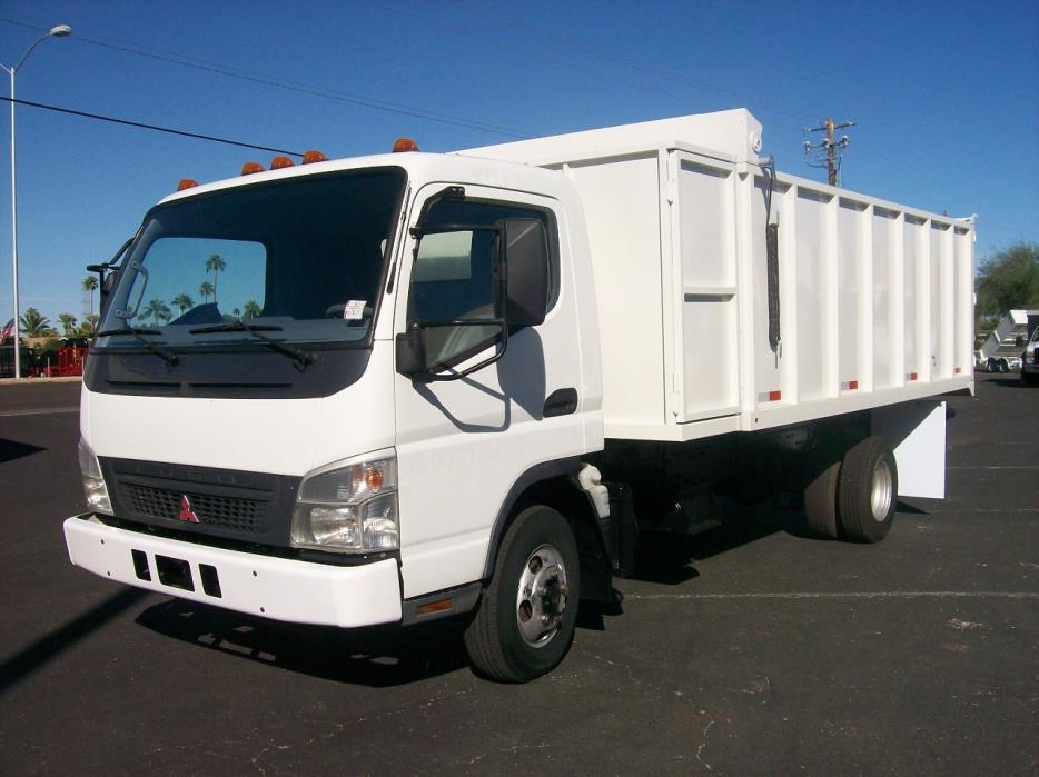 2006 Mitsubishi Fuso Fe84d  Dump Truck
