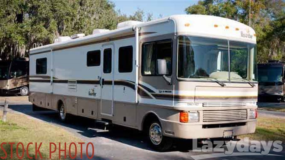 1999 Fleetwood Rv Bounder 34V