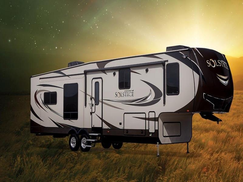 2017 Starcraft Solstice 354RESA