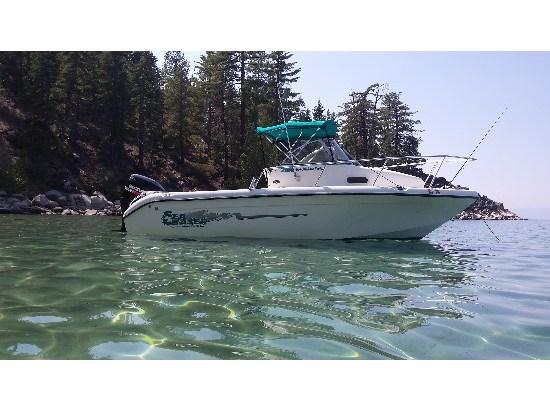 2002 Carolina Skiff sea chaser