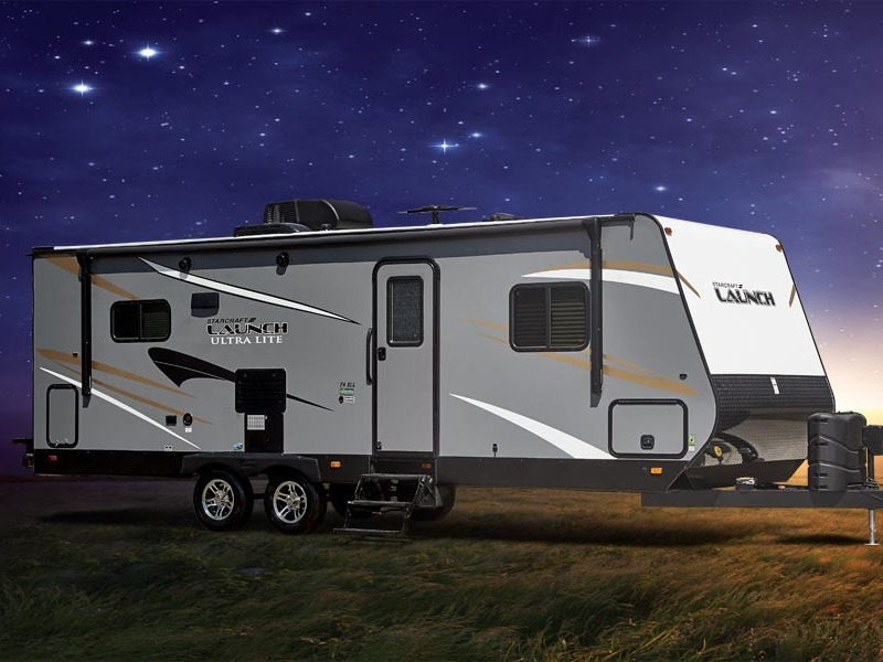 2017 Starcraft Launch Ultra Lite 31BHT