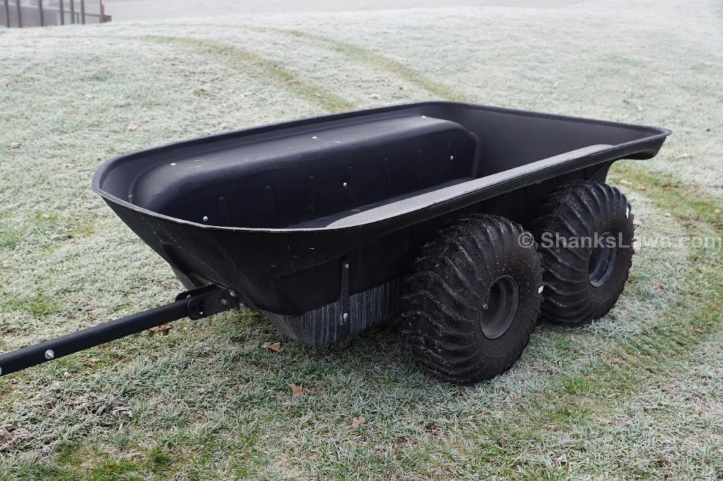 2017 Argo 4-Wheel Trailer