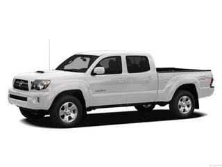 2012 Toyota Tacoma V6 Double Cab 4wd  Pickup Truck