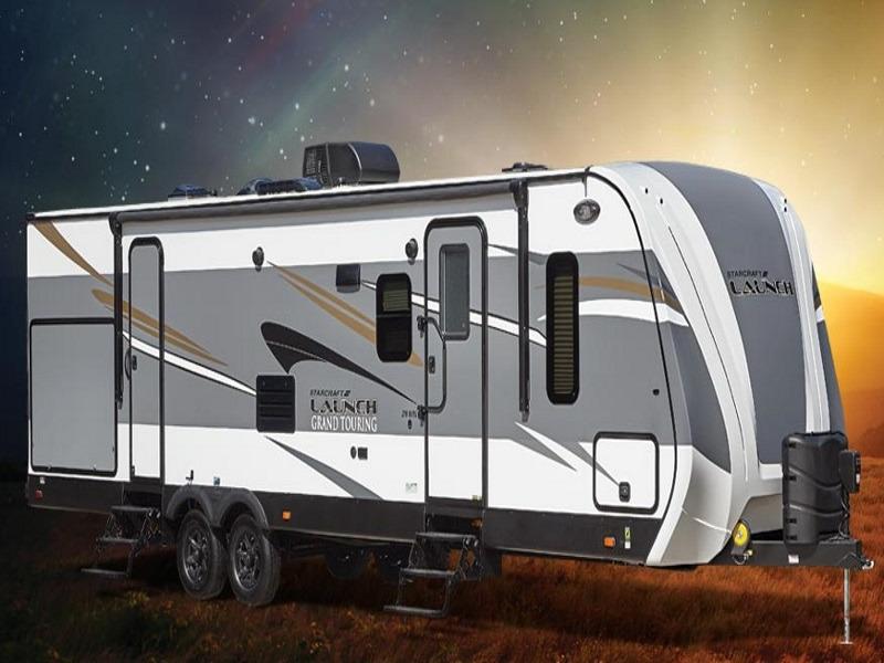 2017 Starcraft Launch Grand Touring 265RLDS