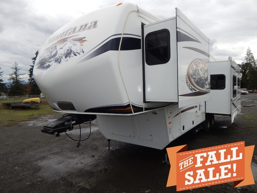 Keystone Rv Montana 3150rl Rvs For Sale