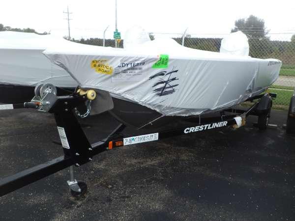 2017 Crestliner 1650 Discovery SC