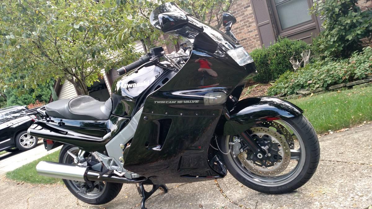 2008 Kawasaki NINJA ZX-10R