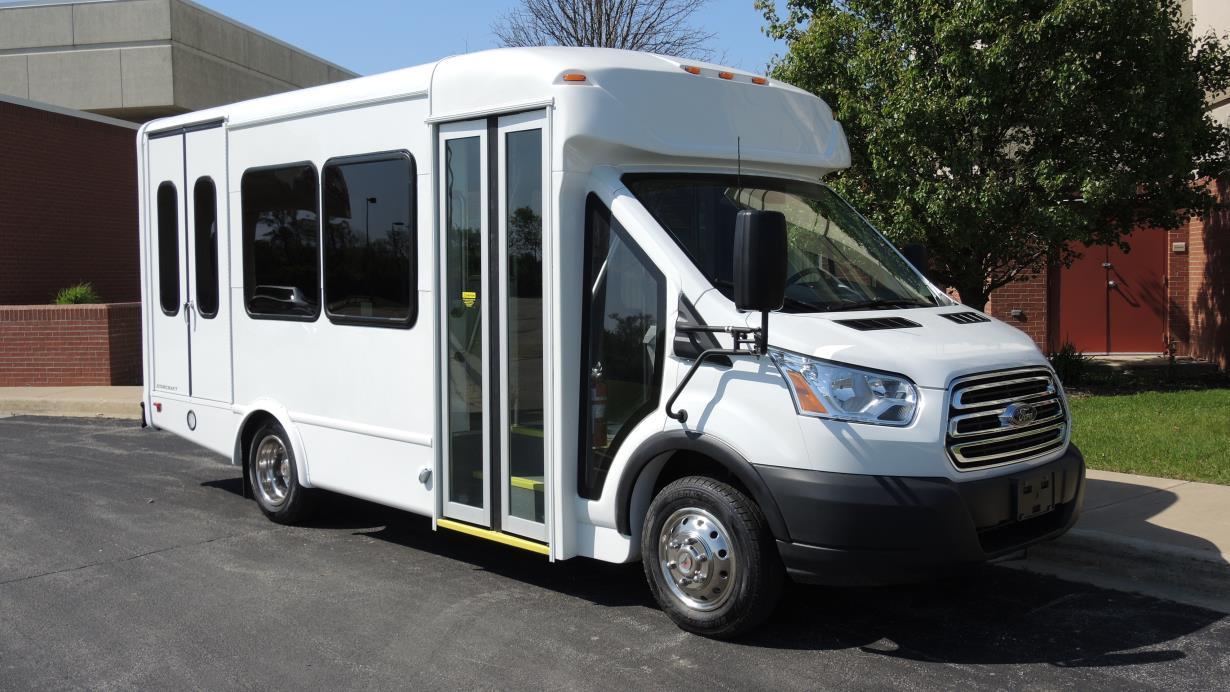 2017 Starcraft Transit  Bus