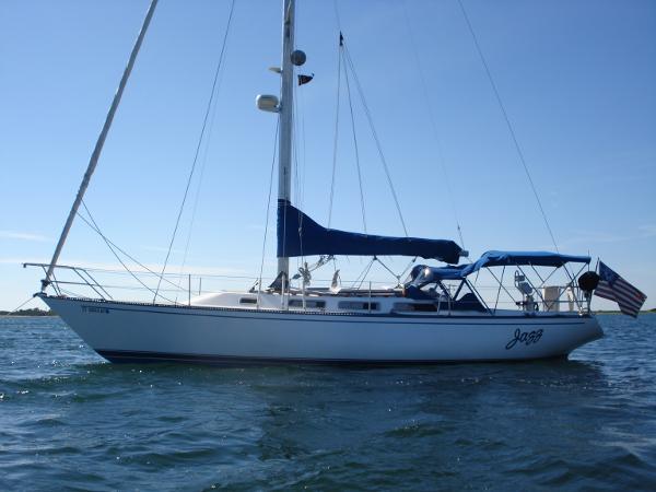 1986 Catalina 38