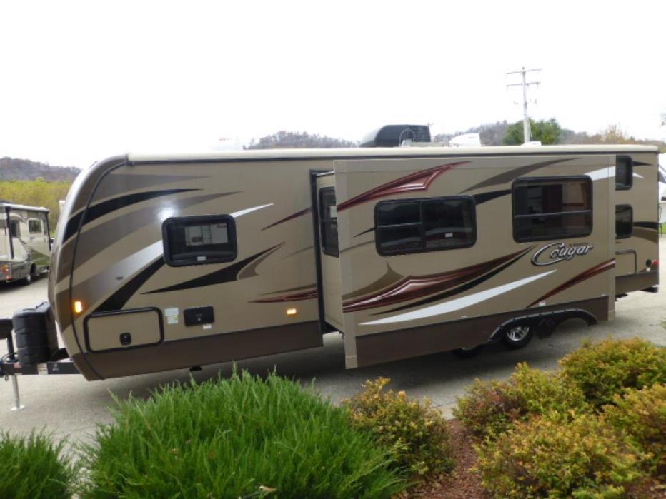 2015 Keystone Cougar 28RBS