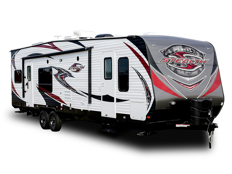 Stealth Fifth Wheel For Sale Idaho >> Forest River Stealth 2612 RVs for sale