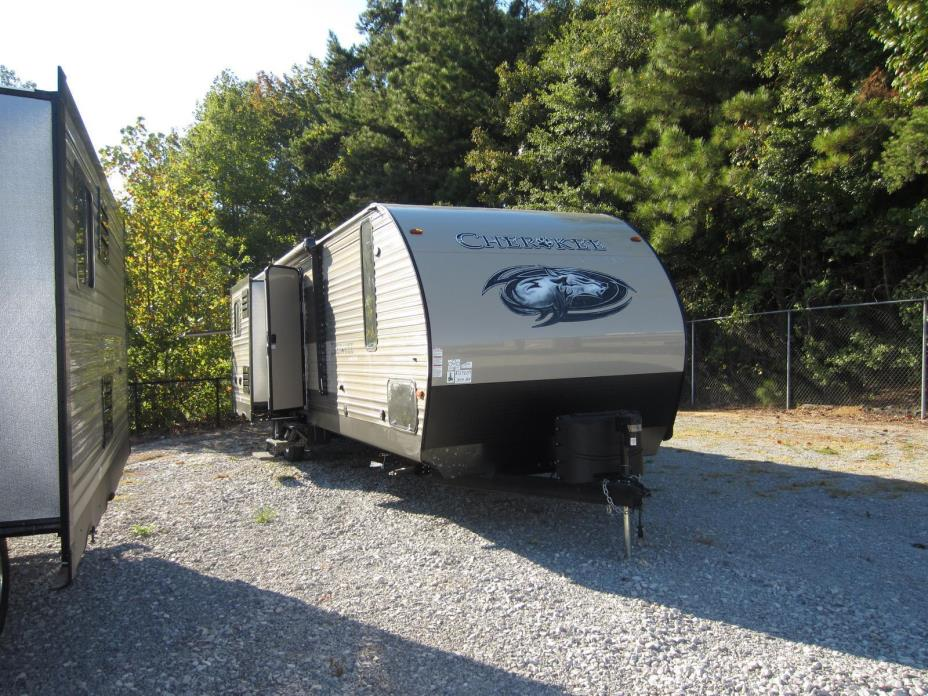 Cherokee By Forest River 304BH