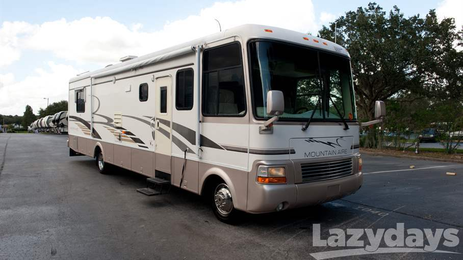 Newmar mountain aire 37 rvs for sale in seffner florida for Mountain aire