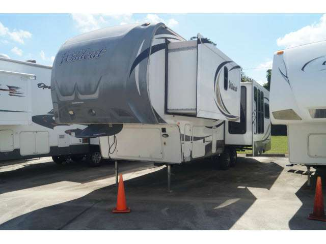 2013 Forest River 302rl