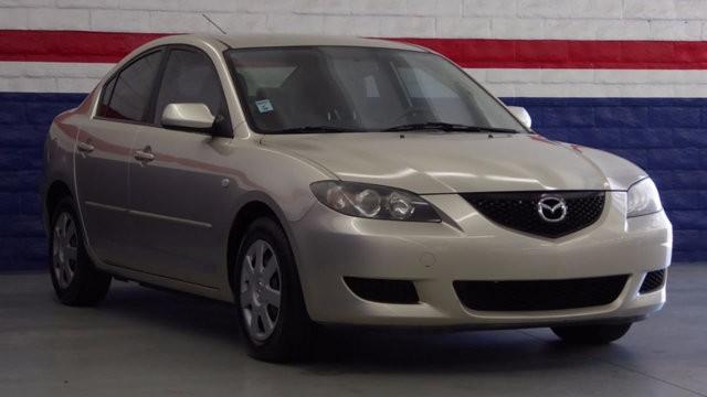 2006 Mazda Mazda3 s Sport