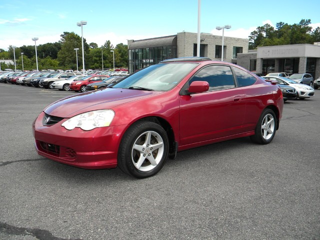 2002 Acura RSX 3dr Sport Cpe Type S
